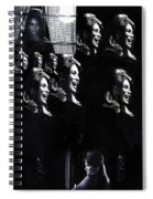 Angie Dickinson Young Billy Young Many Angies Old Tucson Arizona 1968-2013 Spiral Notebook