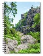 Ankarana Spiral Notebook