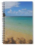 Annini Beach Spiral Notebook