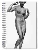 Aphrodite/venus Spiral Notebook