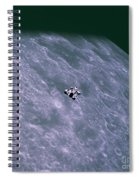 Apollo Mission 16 Spiral Notebook
