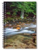 April Morning At Coxing Kill 2018 II Spiral Notebook
