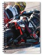 Aprilia Racing Team Gresini Spiral Notebook