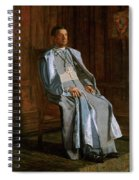 Archbishop Diomede Falconio Spiral Notebook