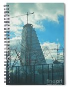 Architectural Skies Spiral Notebook
