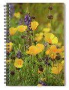 Arizona Wildflowers  Spiral Notebook