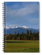 Arrowsmith Spiral Notebook