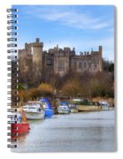 Arundel Castle Spiral Notebook