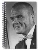 Astronaut John Glenn Spiral Notebook