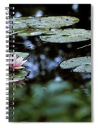 At Claude Monet's Water Garden 6 Spiral Notebook