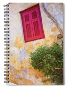 Athens, Greece Spiral Notebook