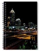 Atlanta Expressway Spiral Notebook