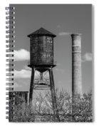 Atlanta Water Tower Spiral Notebook