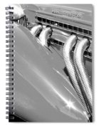 Auburn Boattail Speedster Spiral Notebook