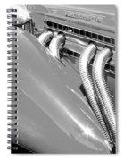 Auburn Boattail Speedster Spiral Notebook