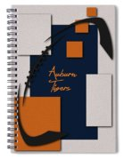 Auburn Tigers Spiral Notebook