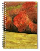 Autumn Splendor Spiral Notebook