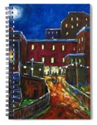 Balconville Spiral Notebook