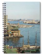 Baltimore Spiral Notebook