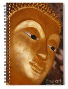 Bangkok, Wat Suthat Spiral Notebook