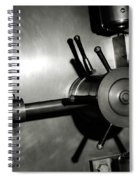 Bank Vault Spiral Notebook