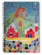 Barcelona Spiral Notebook