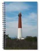 Barnegat Lighthouse - New Jersey Spiral Notebook