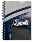 Barracuda Spiral Notebook