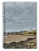 Barry Island Spiral Notebook