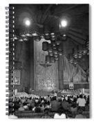 Basilica De Guadalupe 5 Spiral Notebook