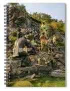 Basilica De Guadalupe 6 Spiral Notebook