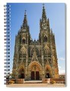 Basilique Notre - Dame De L'epine Spiral Notebook