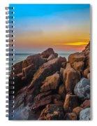 Bass Harbor Lighthouse Maine Spiral Notebook
