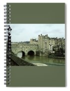 Bath, England Spiral Notebook