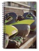 Battle Gear Spiral Notebook