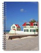 Beach House Spiral Notebook