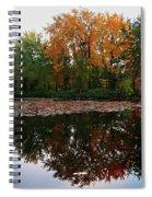 Beautiful Fall ... Spiral Notebook