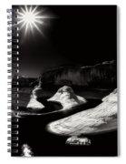 Beautiful Lake Powell Spiral Notebook