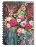 Beauty In The Cracks  Spiral Notebook
