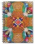 Bee Kind Spiral Notebook