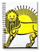 Beersia Spiral Notebook