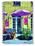 Before The Rush Spiral Notebook