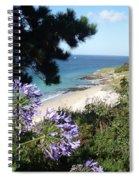 Bel-ile-en-mer Spiral Notebook