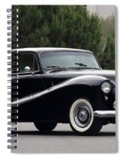 Bentley Spiral Notebook