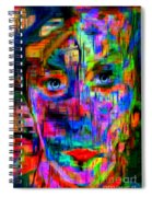 Besties Spiral Notebook