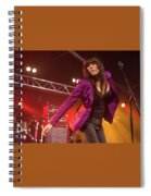 Beth Hart Spiral Notebook