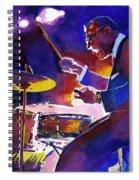 Big Band Ray Spiral Notebook