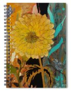 Big Yella Spiral Notebook
