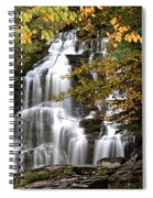 Bijoux Falls In Beautiful British Columbia Spiral Notebook