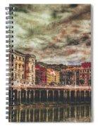 Bilbao Spiral Notebook